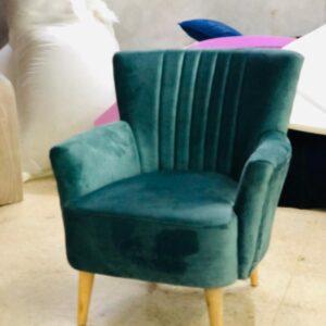 כורסא ענתיק ירוק